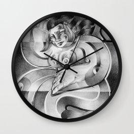 Ecstacy Wall Clock