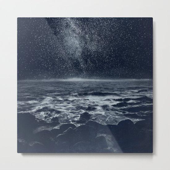 the Dreaming Ocean Metal Print