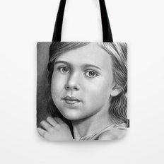 Child Portrait 01 Tote Bag