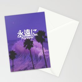 forever edit Stationery Cards