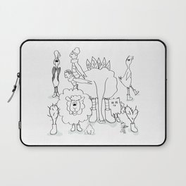 De Familie Laptop Sleeve