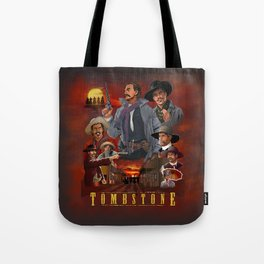 Tombstone Tote Bag
