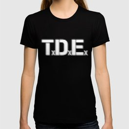 TDE - Top Dawg Entertainment - Kendrick Lamar T-shirt