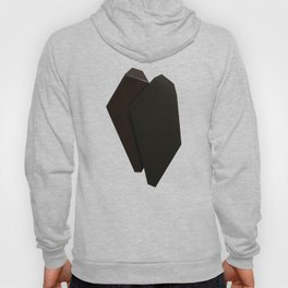 Abstract Re-Created Painting in Space Hoody