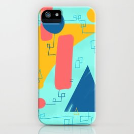 Big Wave Beachwear Supply Co iPhone Case