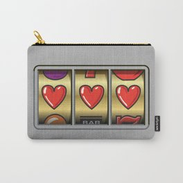 LUCKY LOVE Carry-All Pouch