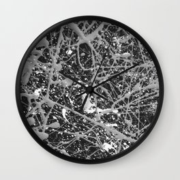 Paint#1 Wall Clock