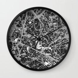Paint#1 Wall Clock
