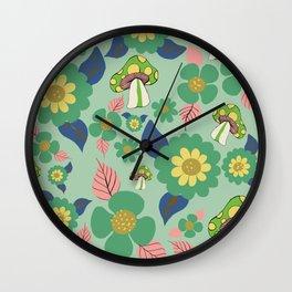 Mellow Mood Wall Clock