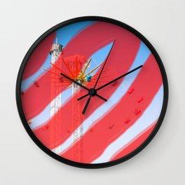 rolly Wall Clock