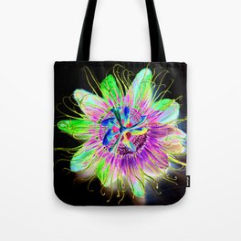 A Light In Darkness Tote Bag