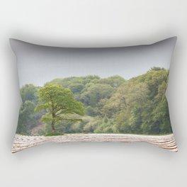 Lonely Tree Rectangular Pillow