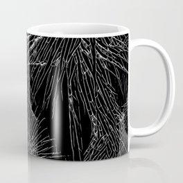 Joshua Tree Silver by CREYES Coffee Mug