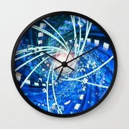 Astral Window Wall Clock