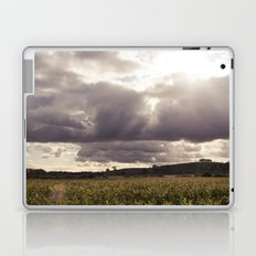 shine forth upon our clouded hills... Laptop & iPad Skin
