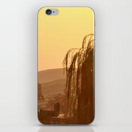 SUNSET OVER EASTERN OREGON iPhone Skin