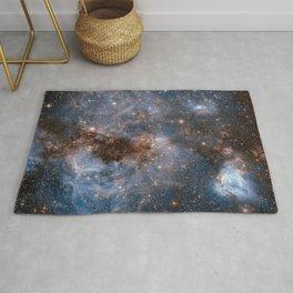 Papillon Nebula Galaxy Rug