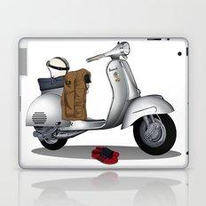 Vespa GS & Casual Stuffs Laptop & iPad Skin