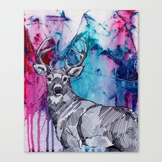 Oh my 'deer' Canvas Print