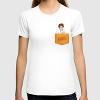 oitnb T-shirts featuring Red OITNB by StephDere