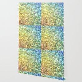 Glitter Rainbow Wallpaper