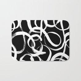 Swirls Bath Mat