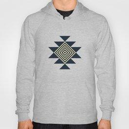 Aztec pattern Hoody