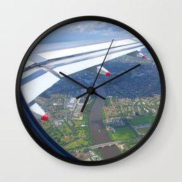 London Approach Wall Clock