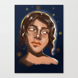Light Study Canvas Print