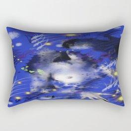 Homage to Balzac n.13 Rectangular Pillow