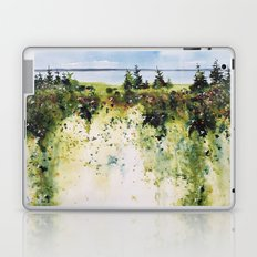 along Sainte Mary's Bay, Nova Scotia Laptop & iPad Skin