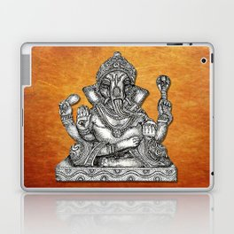 Remover of Obstacles Laptop & iPad Skin