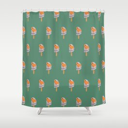 natural flavors Shower Curtain