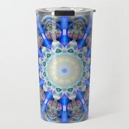 Mandala element air Travel Mug
