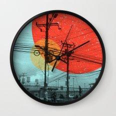 Costa Rica Wall Clock