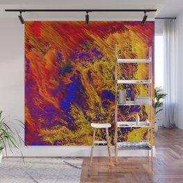 abstract data Wall Mural