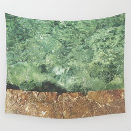 Sea contrast Wall Tapestry