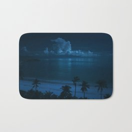 Ocean Storms Bath Mat