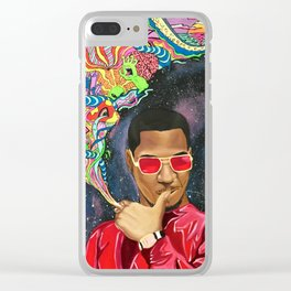 MR. RAGER Clear iPhone Case