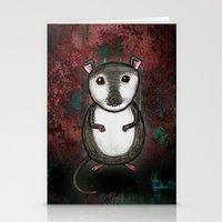 gemma Stationery Cards featuring Gemma the Gerbil by Studio 8107
