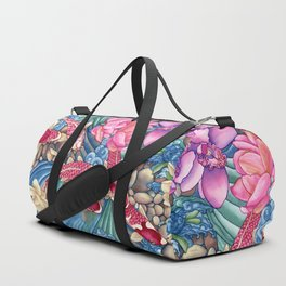 Koi Pond Duffle Bag