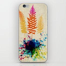 spring-o-rama iPhone Skin