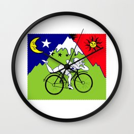 The 1943 Bicycle Lsd Wall Clock
