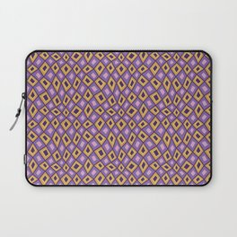 Diamonds Are Forever-Sunset Colors Laptop Sleeve