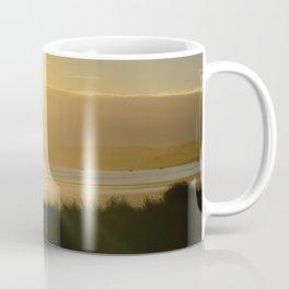 NEW ZEALAND SUNSET OVER THE LAKE Coffee Mug