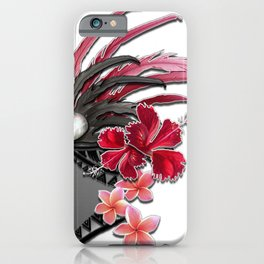 vahine iPhone Case