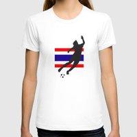 thailand T-shirts featuring Thailand - WWC by Alrkeaton