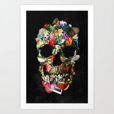 Fragile B Art Print