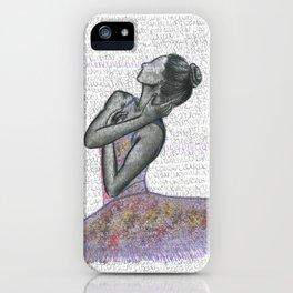Hannah #2 iPhone Case