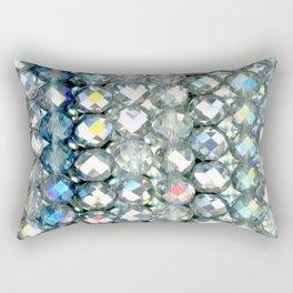 Crystal Bands Rectangular Pillow